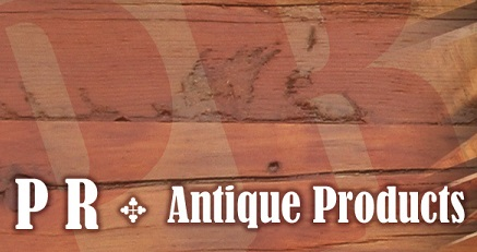 P R Antiques Products logo