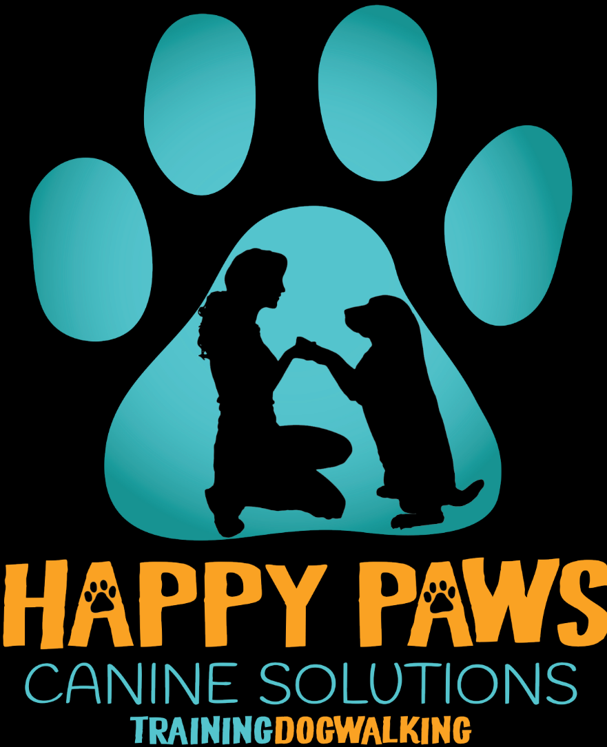 Happy Paws Canine Solutions logo