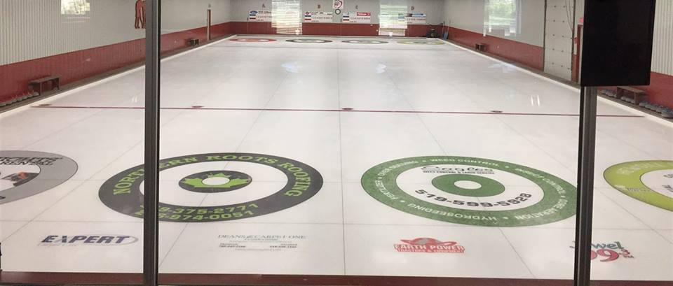 Full size lightbox of Meaford Curling Club image 1