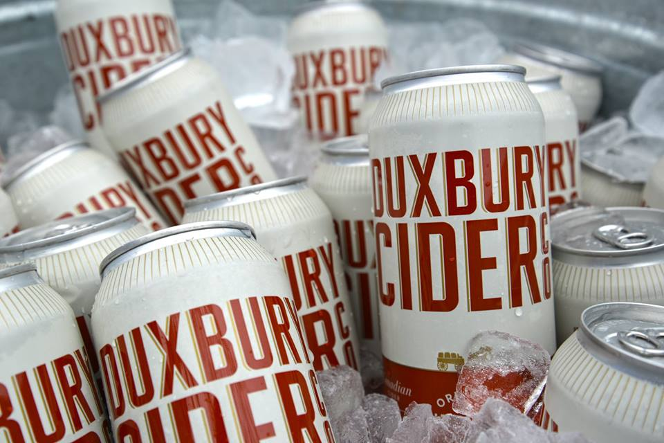 Duxbury Cider Co. Ltd logo
